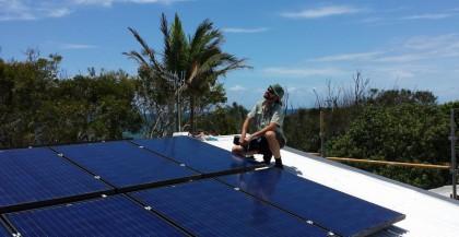 Tindo Solar 4KW with Enphase Micro inverters - Coolum beach