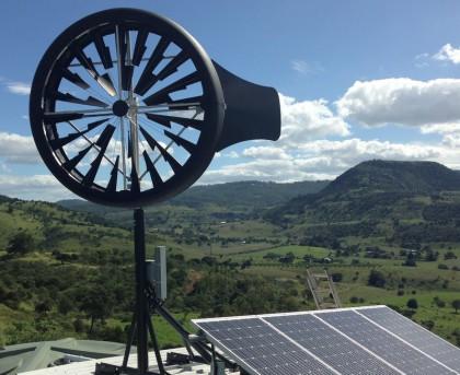 Off Grid system - Hybrid Wind & Solar - Toowoomba